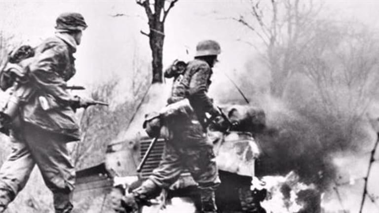 WWII: Gen. Patton in Battle of the Bulge