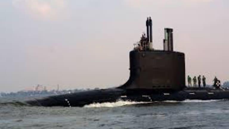 Submarine Battle: America's Virginia Class vs. Russia's New Yasen