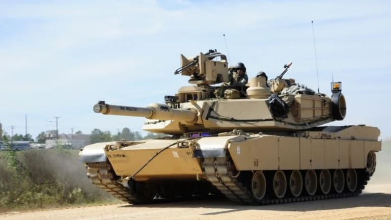 The U.S. Army's 5 Most Lethal Weapons of War