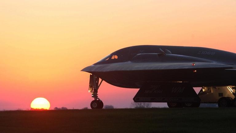 Air Force Secretary Announces Future Fleet Bomber Plan