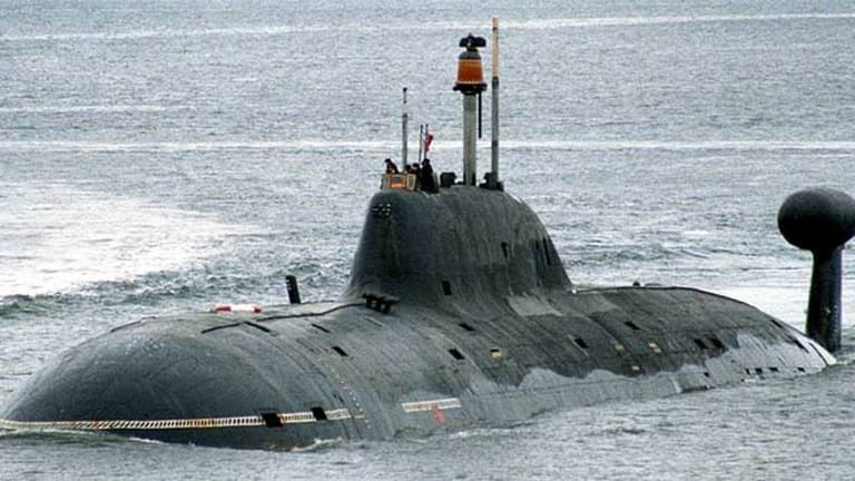 """Russia Arming Submarines with 200 Knot """"Supercavitating Torpedoes'"""