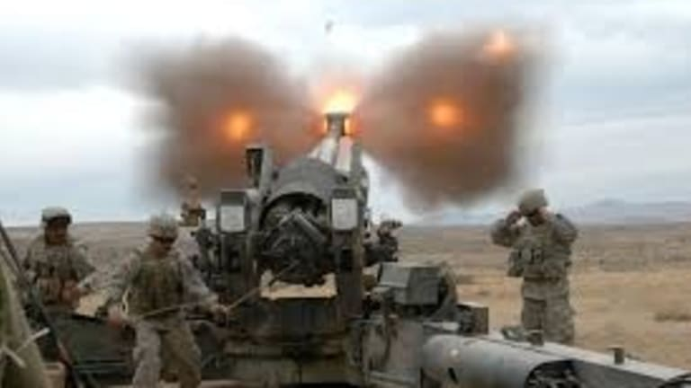 New Army Artillery Doubles Ranges - Outguns Russian Equivalent