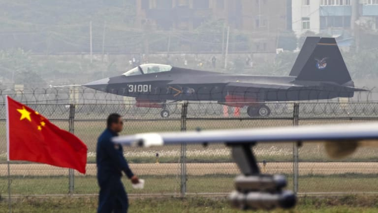 DIA Report on China Threat: Stealth Fighters, Carrier-Killer Missiles and ICBMs
