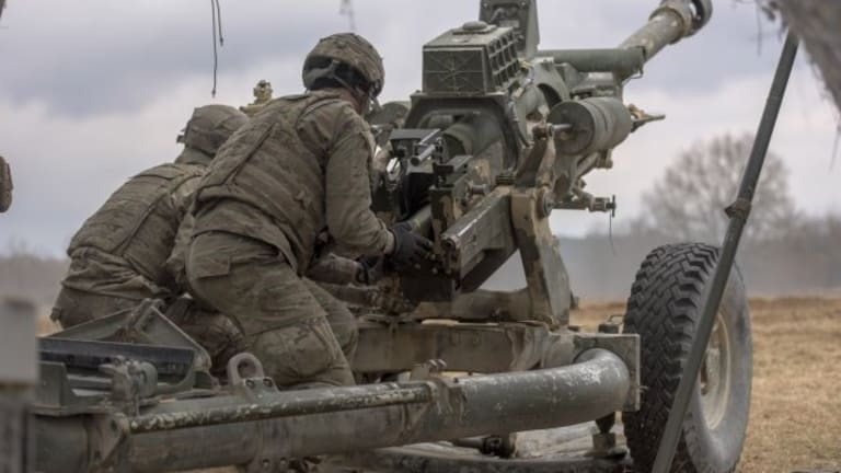 US Army Europe, NATO Fire Artillery to Counter Russia