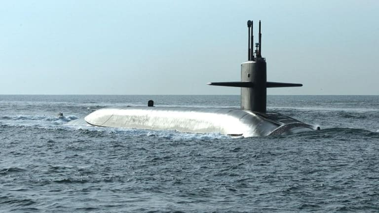 Navy Preps New Nuclear Missiles to Bring Columbia-Class Submarines to 2084