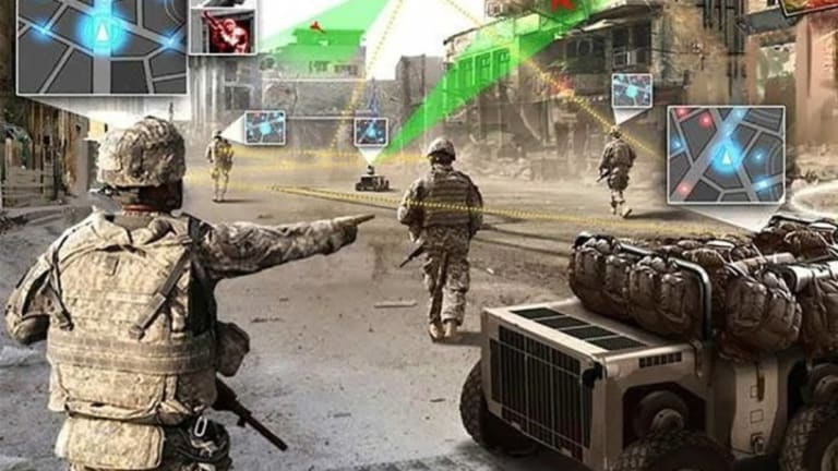 Army Details Mission of AI Task Force