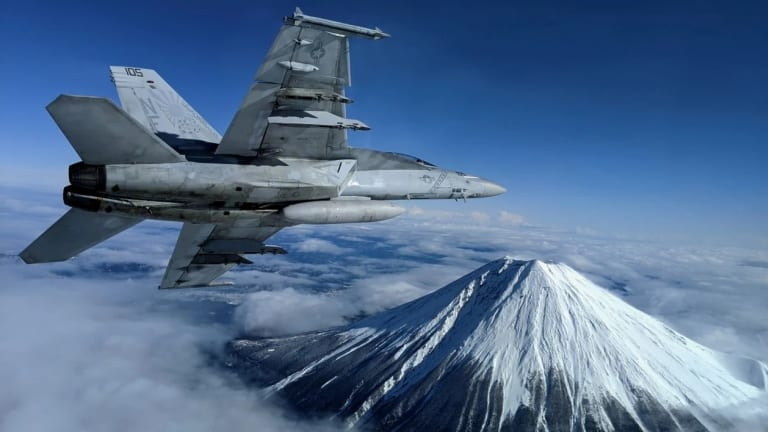 The U.S. Navy Is Making Plans to Replace the F/A-18 Super Hornet