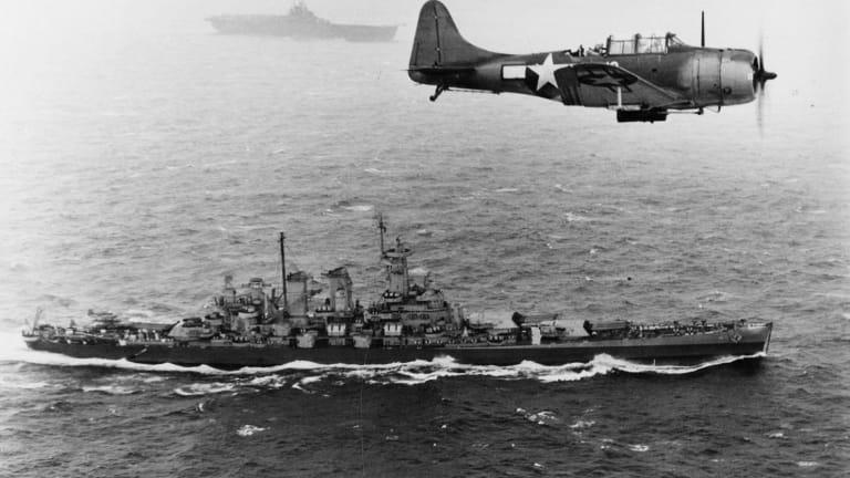 Why Imperial Japan Feared the Battleship USS Washington