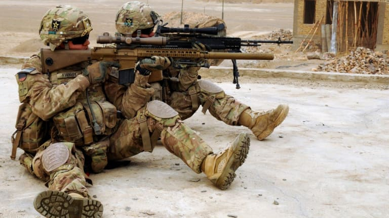 World's Longest Sniper Kill: The Enemy Killed Over 2 Miles Away