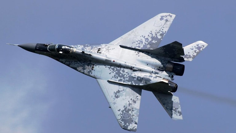MiG-29: Russia's Deadly Answer To America's F-16