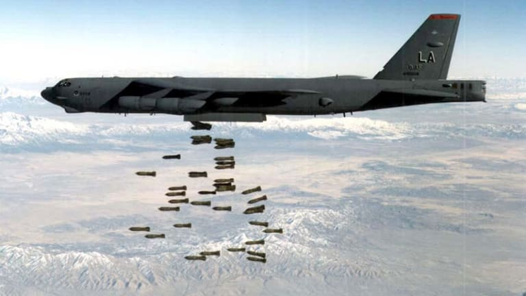 Air Force B-52 Bomber Will Fly into 2040s and Beyond