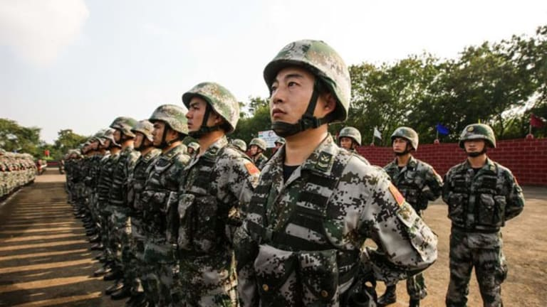 DoD & State Dept. Counter Chinese Incursions into Africa