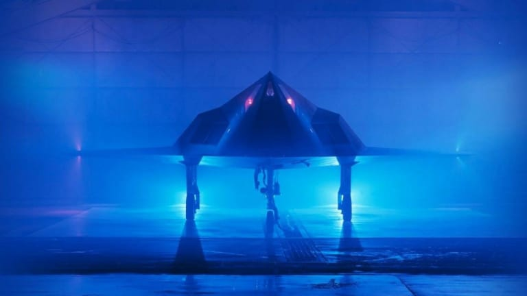 The Old F-117 Nighthawk Nearly Went to War From an Aircraft Carrier