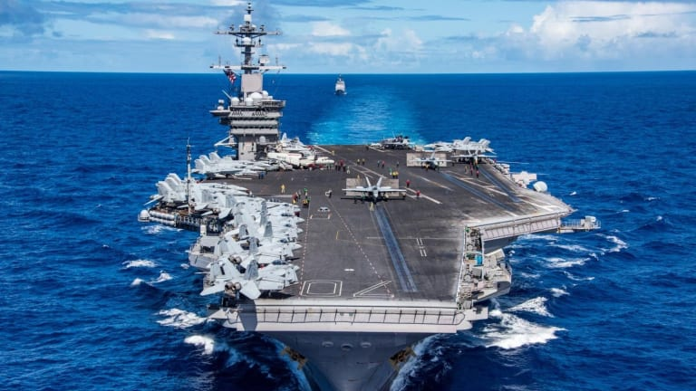 Navy Aircraft Carriers Are Getting a Big Upgrade - Get New Drone