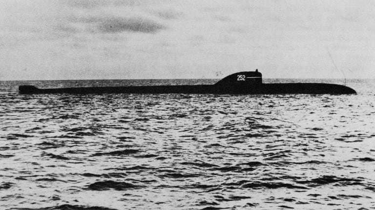 Saving the Soviet Sub K-8 Was a Life-and-Death Struggle