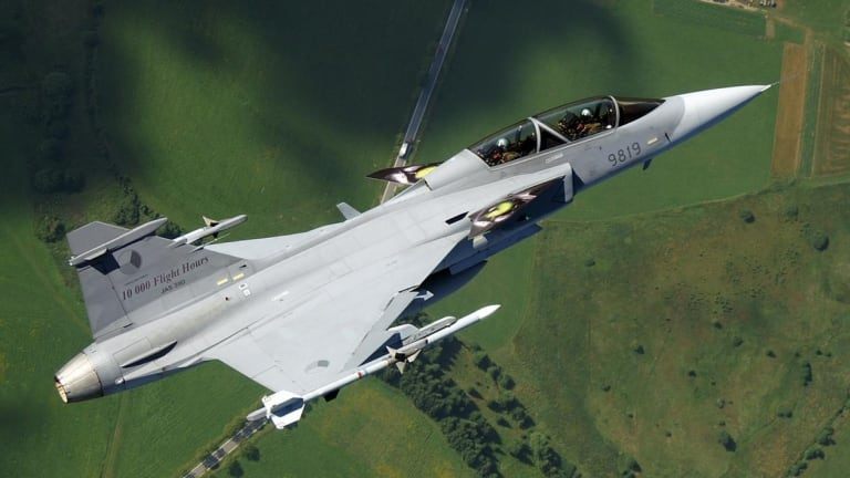 Is This Fighter Jet the Best on the Planet?