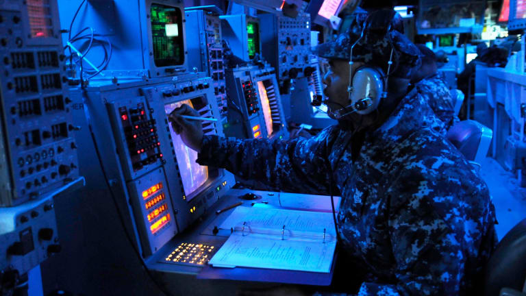 Navy Cyber War Breakthrough - AI Finds Malware in Encrypted Traffic