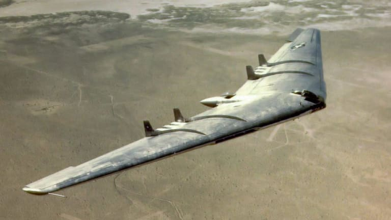 This Plane Looks Like a Stealth B-2, But it Was Built in the 1940s