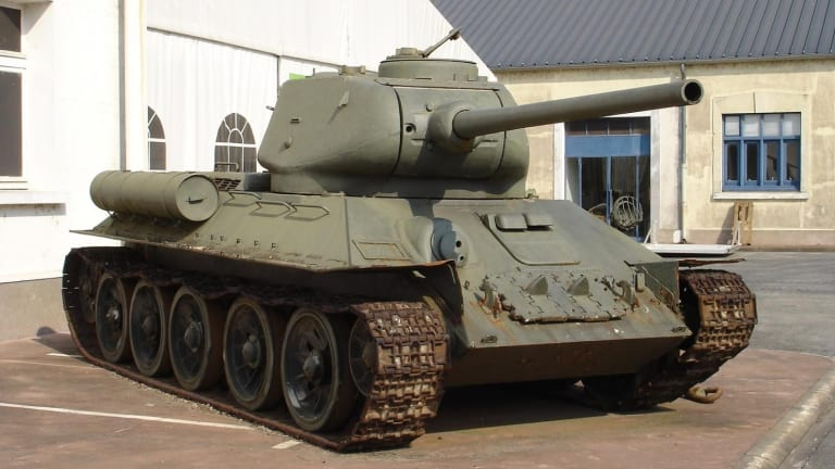 Is Russia Bringing Back This Legendary Tank That Crushed Hitler?