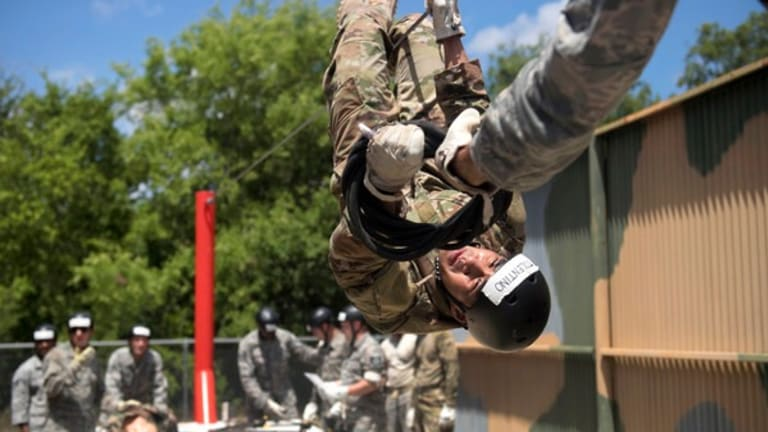 Air Force Pursues New Special Operations Training