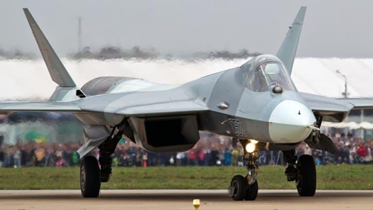 "Russia's Su-57 PAK-FA Stealth Fighter: A ""Nuclear Strike"" Aircraft?"