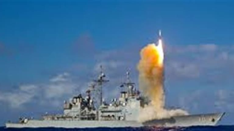 Navy Fires New SM-6 to Prep for Combat Use