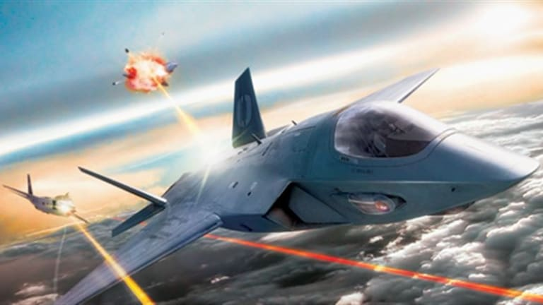 AF Chief Scientist: Drones to Fire Lasers