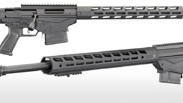 Ruger Precision Rifle: This Might Be the Long-Distance Shooting Champ