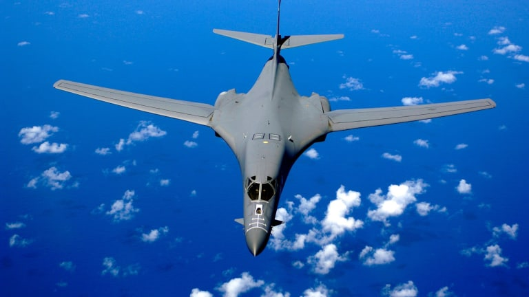 Air Force to Retire Classic B-1 Bombers as Stealthy New B-21s Arrive