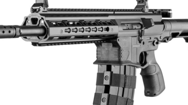 The Double-Barrel Battle Rifle Has Been Done Before