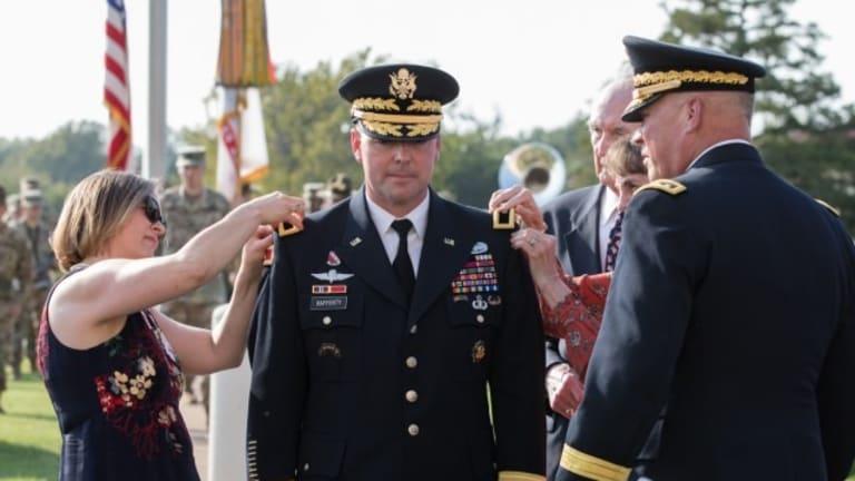 Brig. Gen. John Rafferty : Long Range Precision Fire New Attack Options