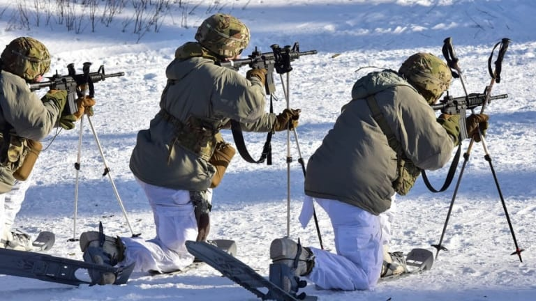 """""""War on the ICE"""" - Army Massively Revs Up Arctic Warfare Preparation"""