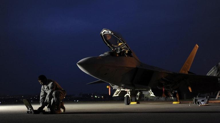 The F-22 Raptor Has 1 Problem: No Enemy Worth Fighting