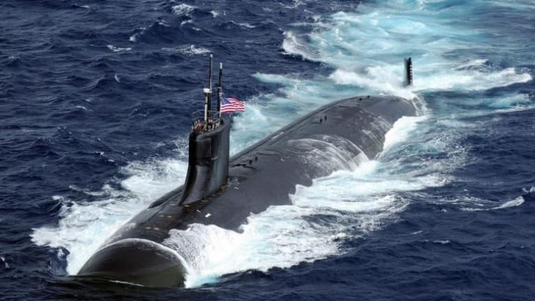 Have Lethal Swarming Drones Made Submarines Obsolete?