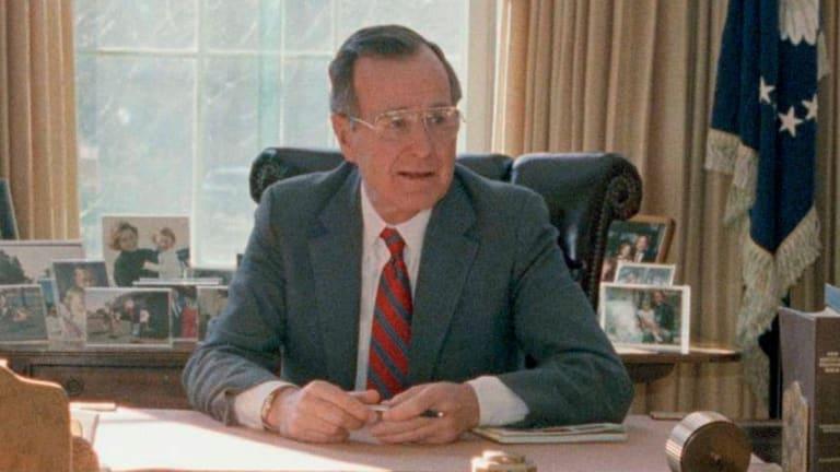 Former President George H.W. Bush dies at age 94````