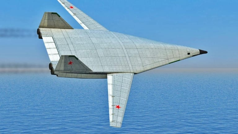 Russia's Mystery Bomber: Why so Little Is Known About PAK-DA Stealth Bomber