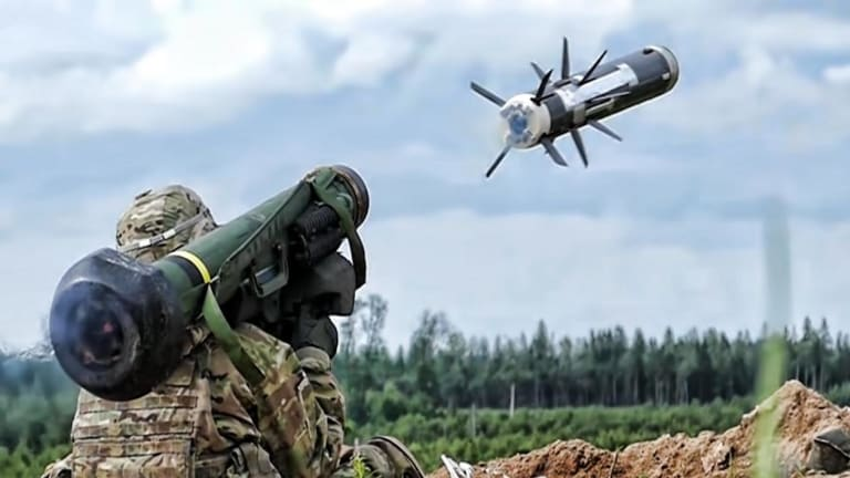 Is Russia Building Its Very Own Javelin Tank-Killer Missile?