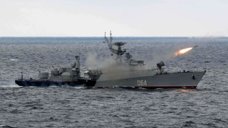 Russia Has Upgraded Its Gromky Corvette
