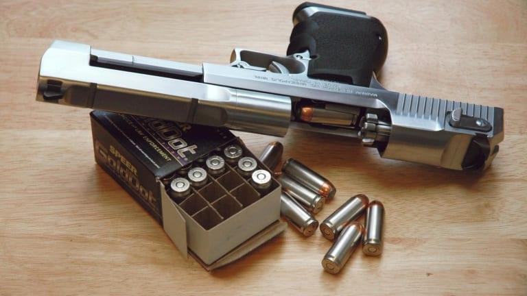 This Super Gun had Rifle DNA