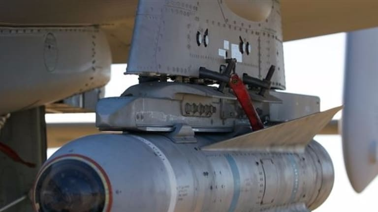Air Force Seeks More Upgraded Laser-Guided Maverick Missiles
