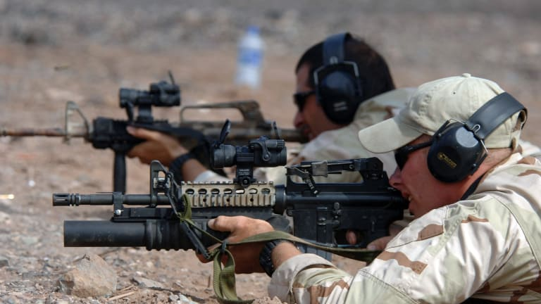 The 5 Most Dangerous Rifles and Revolvers on Planet Earth