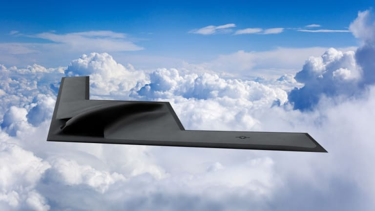 Pentagon Will Deploy its New B-21 Stealth Bomber to Pacific