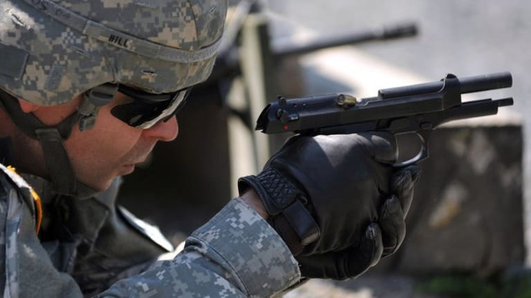 Which Pistols Have Been the Best for the US Military?