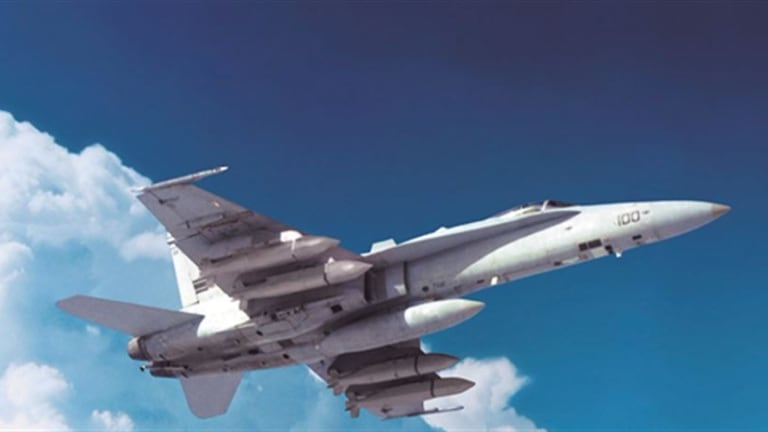 Navy to Deploy New Fighter-Launched Weapon