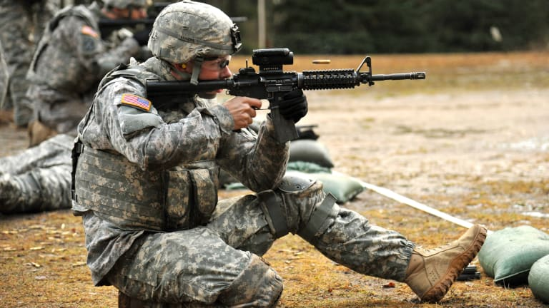 Army Connects Weapon Sights to Night Vision