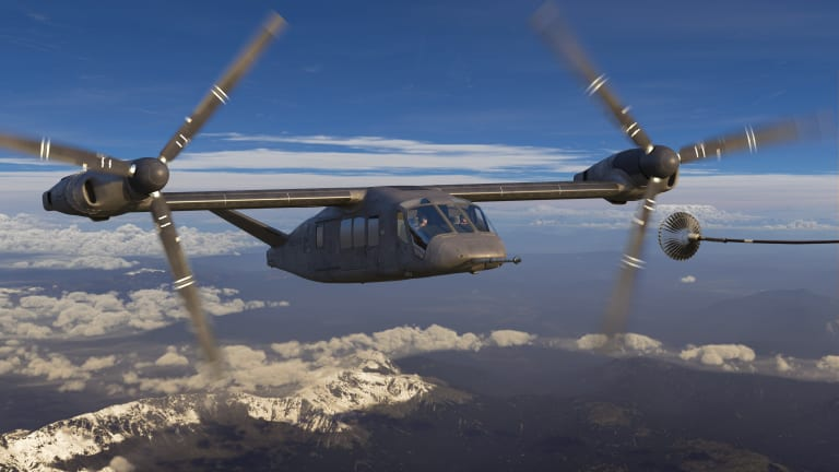 New Army Future Helicopter for 2030 Takes Test Flight