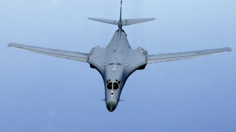 """The U.S. Air Force Has Only 7 Fully """"Mission-Capable"""" B-1 Bombers"""