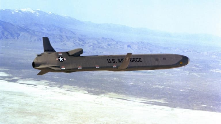 Air Force Takes New Step With Nuclear-Armed Cruise Missile