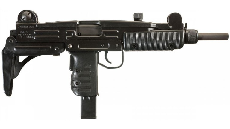 Five of the Most Lethal Guns From Israel