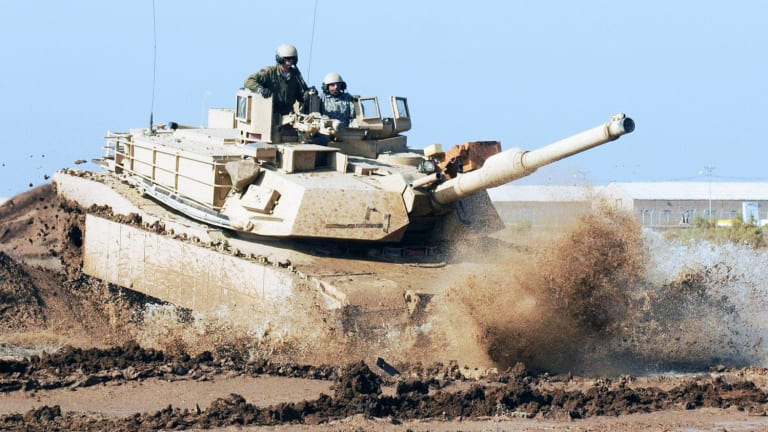 Did U.S. and Russian Troops Fight Their Bloodiest Battle Since WWI in February?
